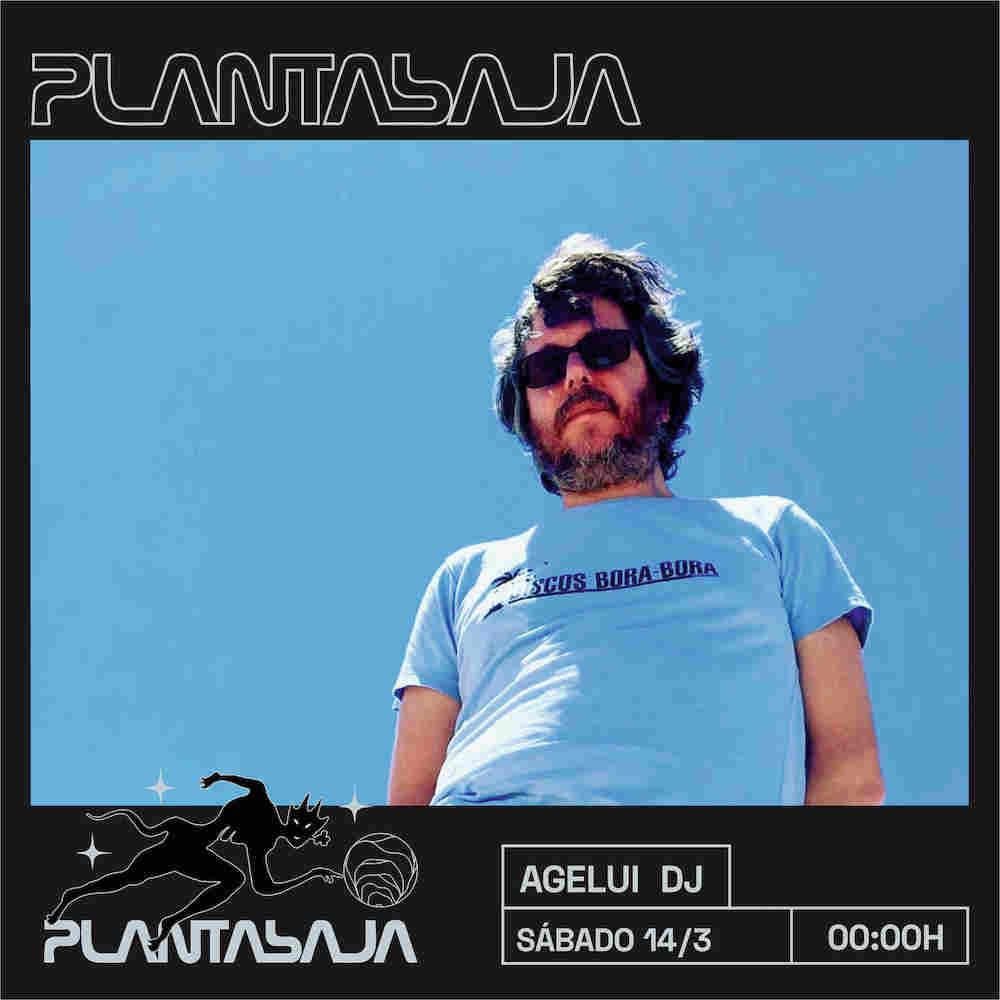 Agelui DJ Planta Baja