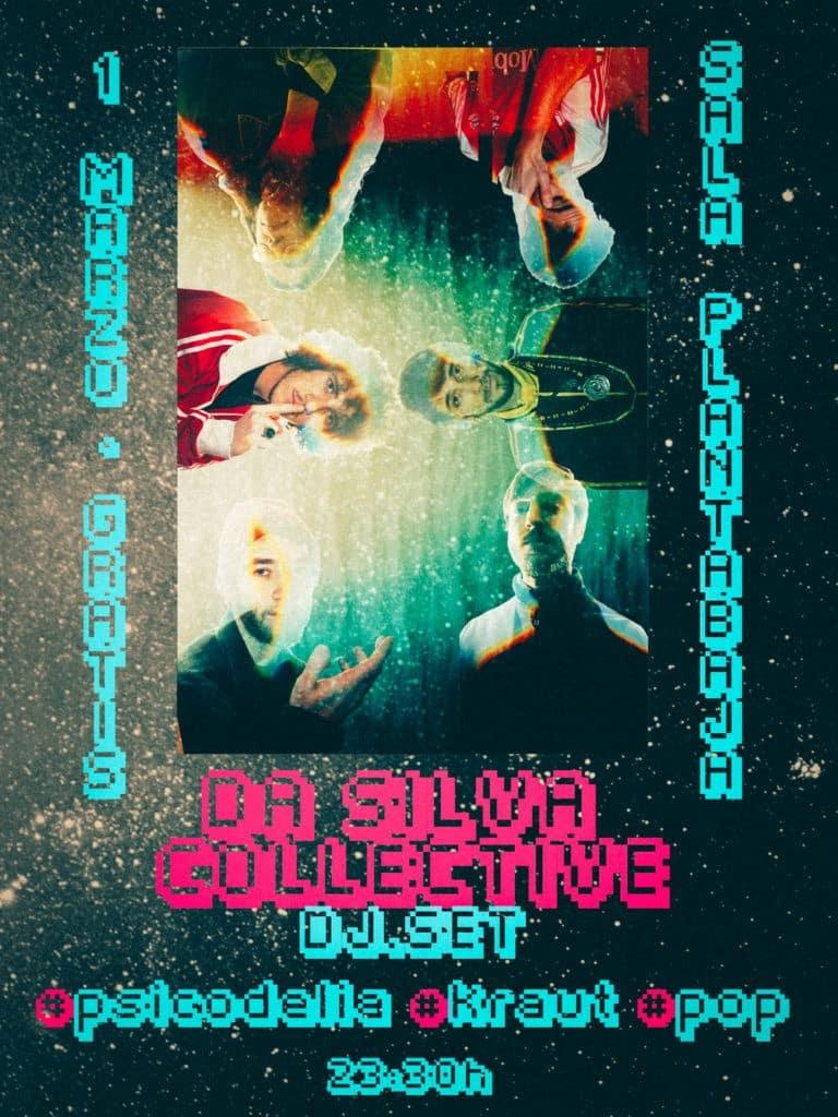 Da Silva Collective DJ Set Planta Baja