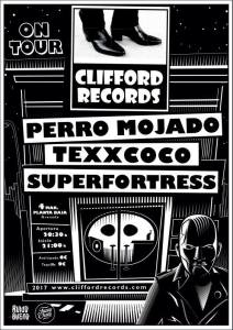 Perro Mojado + Texxcoco + Superfortress Planta Baja