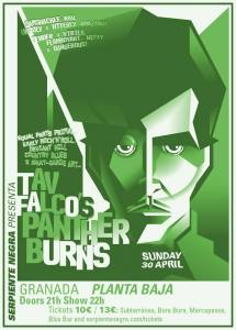 TAV FALCO & Panther Burns Planta Baja