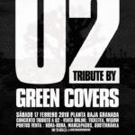 U2 Tribute by Green Covers Planta Baja