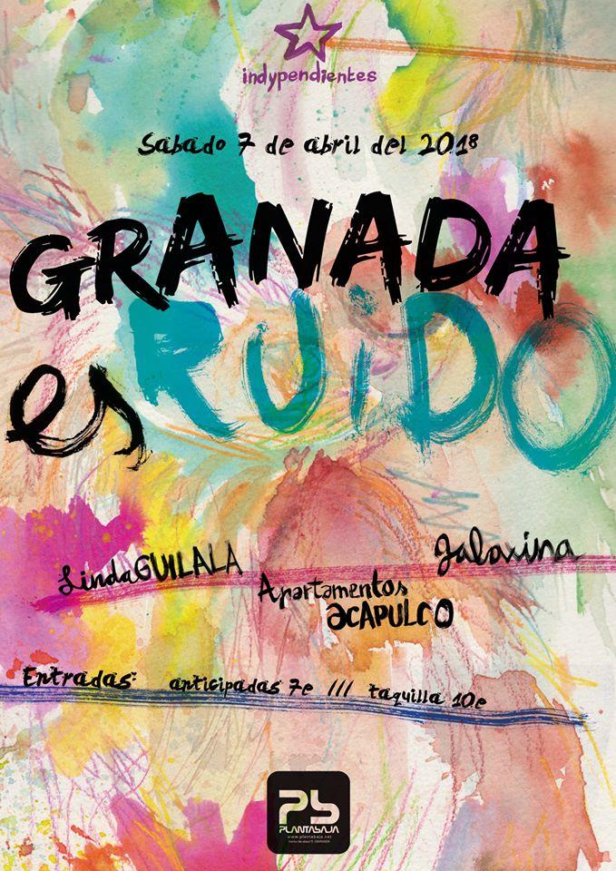 Linda Guilala + Apartamentos acapulco + Galaxina Planta Baja