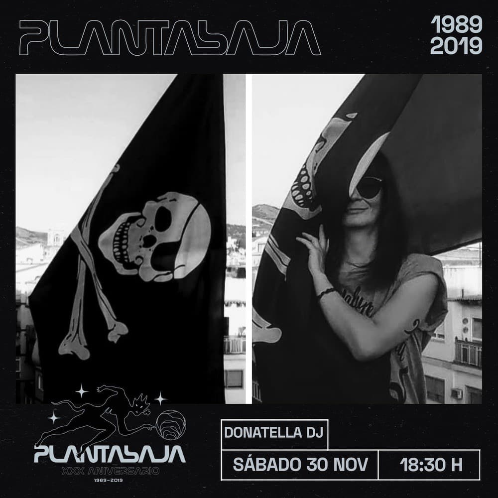 Donatella DJ Planta Baja