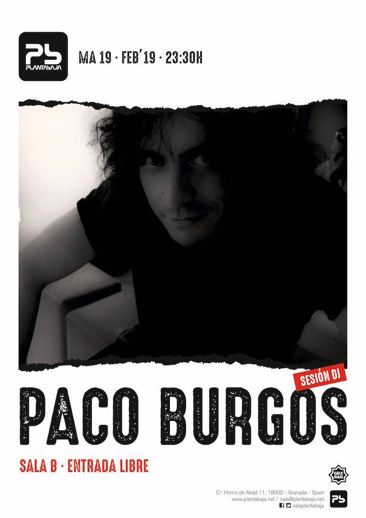 Paco Burgos Planta Baja