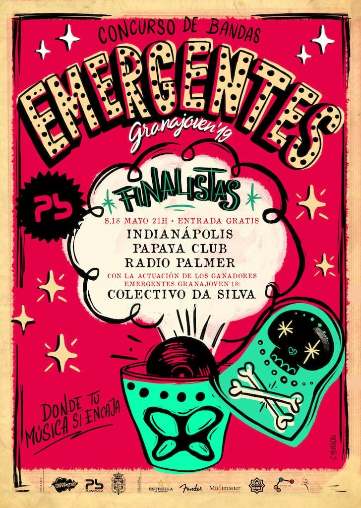 FINAL EMERGENTES 2019 + COLECTIVO DA SILVA Planta Baja