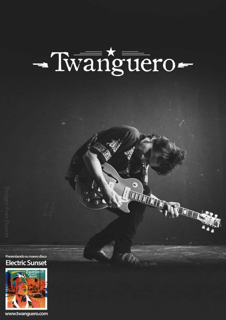 EL TWANGERO presenta ELECTRIC SUNSET Planta Baja