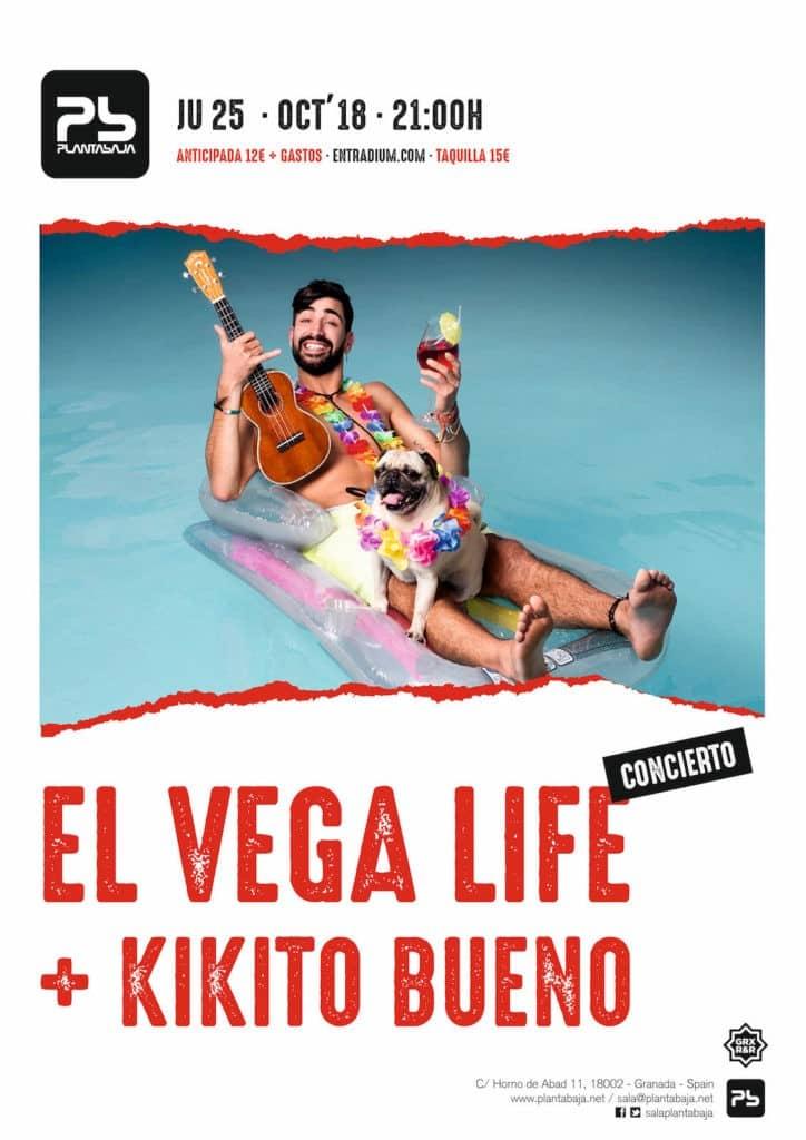 EL VEGA LIFE + KIKITO BUENO Planta Baja