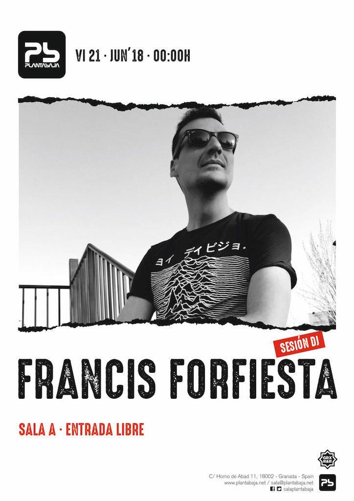 Francis For Fiesta Planta Baja