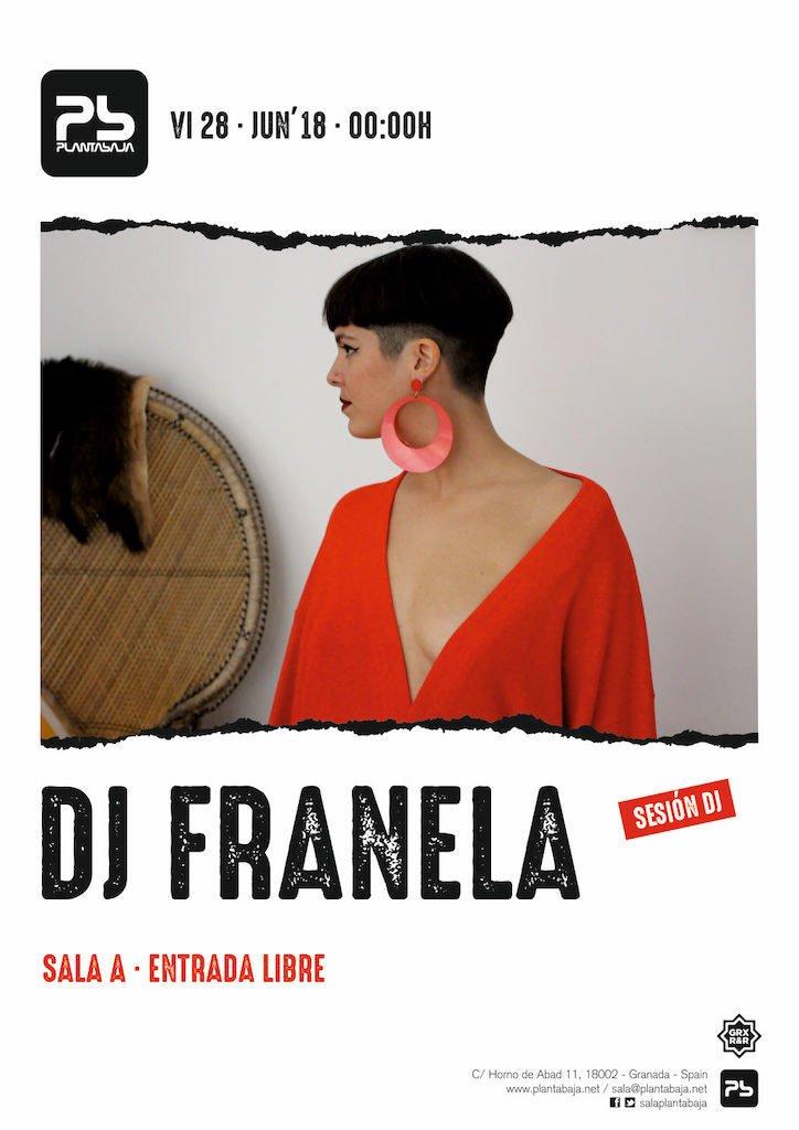 DJ Franela Planta Baja