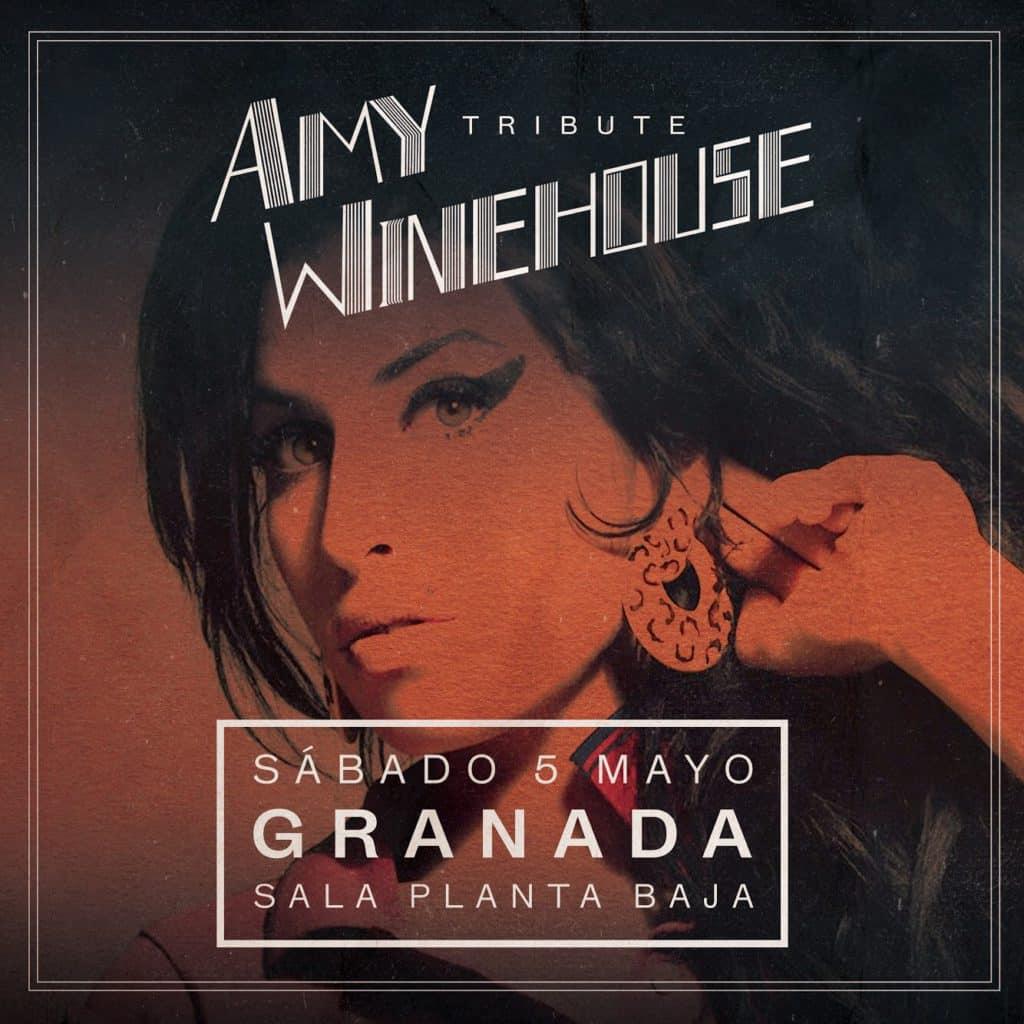 Amy Winehouse tribute Planta Baja