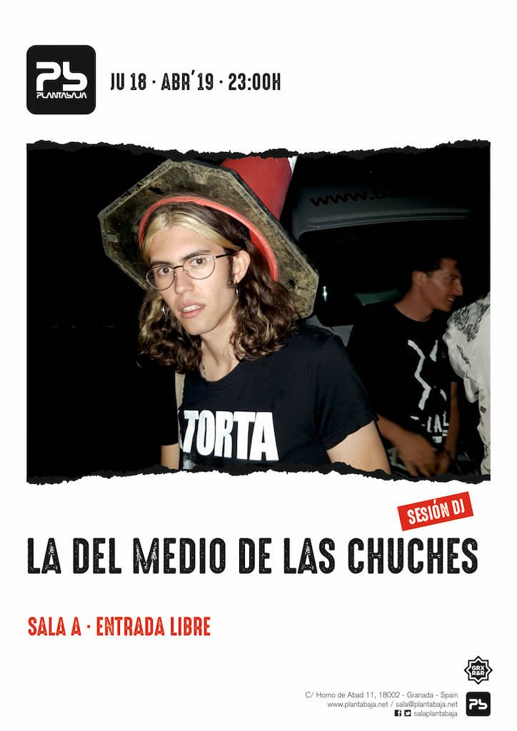 LA DEL MEDIO DE LAS CHUCHES Planta Baja