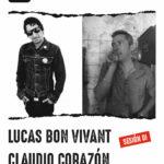 Lucas Bon Vivant & Claudio Corazón Planta Baja