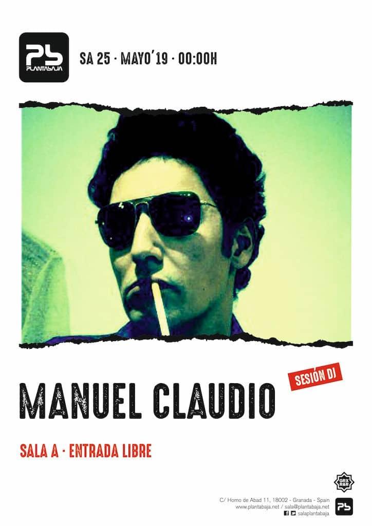 Manuel Claudio Planta Baja