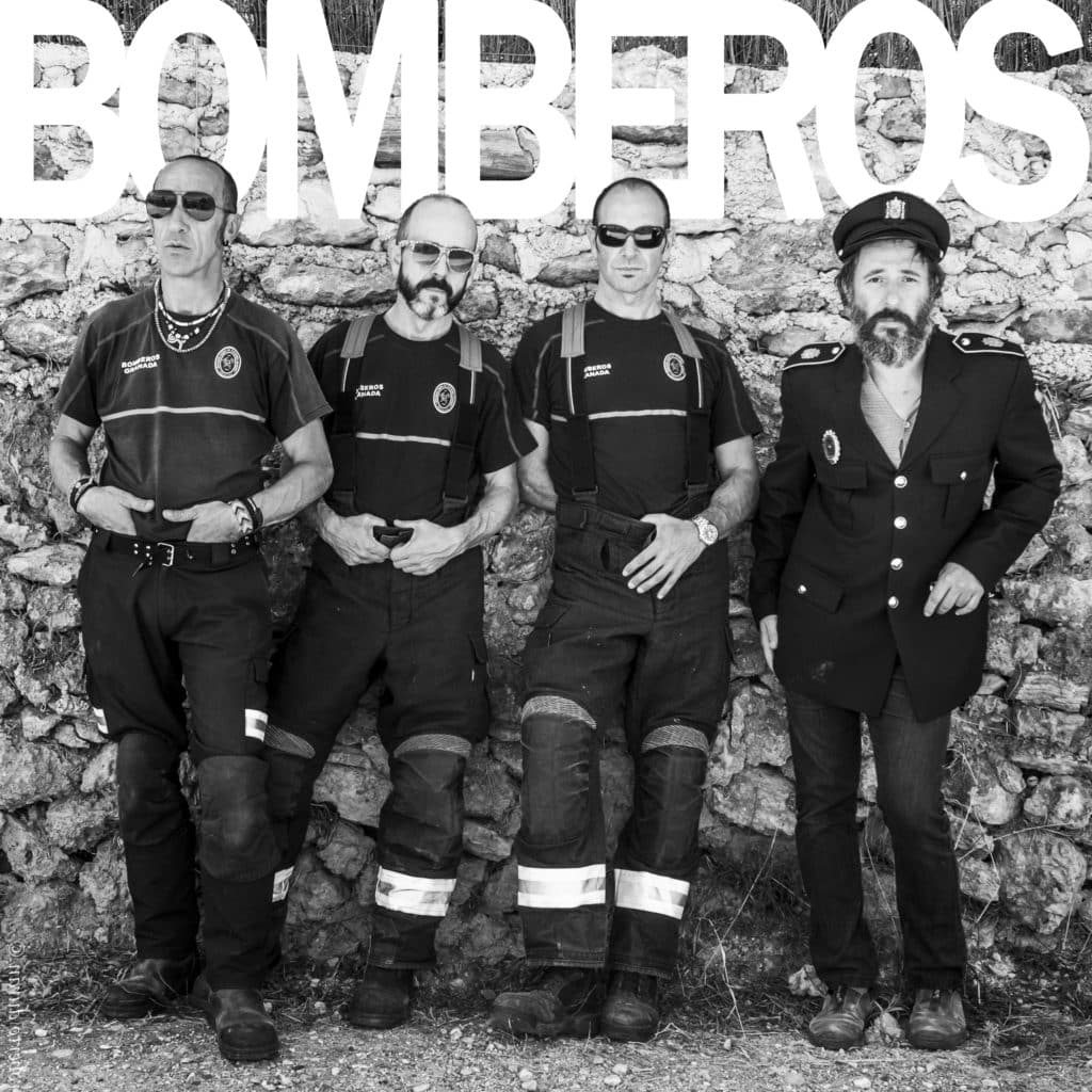 LOS BOMBEROS Planta Baja