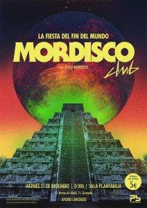 La Fiesta del Fin del Mundo - Mordisco Club Planta Baja