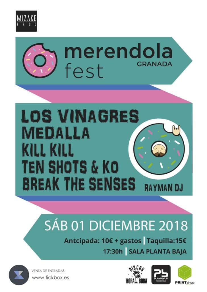 MERENDOLA FEST 2018 Planta Baja