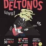 Noodles Music Box: LOS DELTONOS Planta Baja
