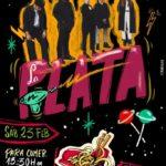 Noodles Music Box: LA PLATA Planta Baja