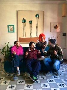 Oh my Rita + Sombrero de Rupert Planta Baja