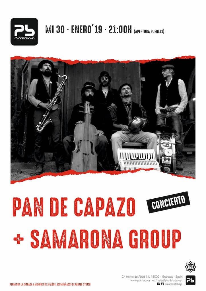 PAN DE CAPAZO + SAMARONA GROUP Planta Baja