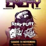 STAY PUFT + PABLO DREAD + J.FLIES Planta Baja