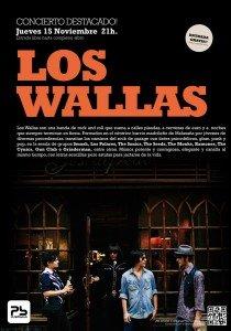 LOS WALLAS Planta Baja