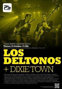 LOS DEL TONOS + DIXIE TOWN Planta Baja