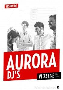 Aurora Dj´s Planta Baja