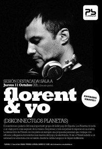 Florent & Yo (Dskonnect-Los Planetas) Planta Baja
