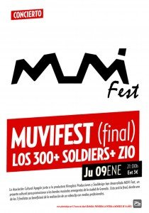 LOS 300 + SOLDIERS + ZIO Planta Baja