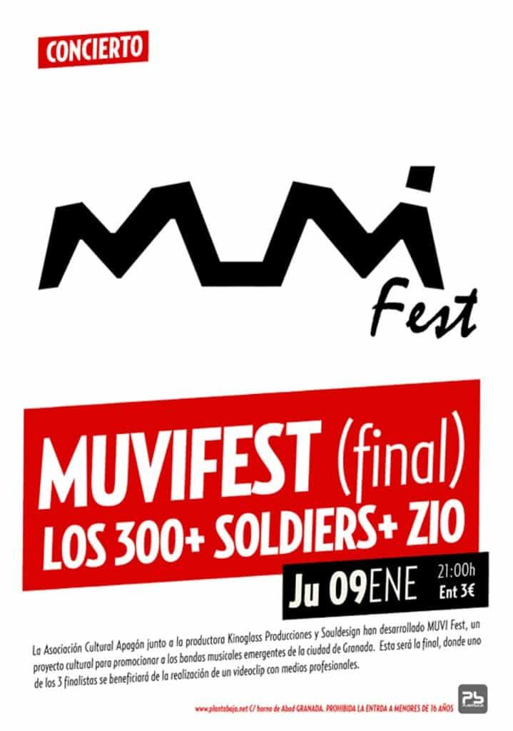 MUVIFEST DJ´S Planta Baja