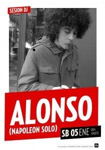 Alonso Solo (Napoleón Solo) Planta Baja