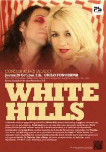 WHITE HILLS Planta Baja