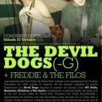 THE DEVIL DOGS - G + FREDDIE & THE FILOS Planta Baja
