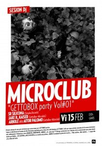 "MICROCLUB presenta: ""GETTOBOX Nights"" Planta Baja"