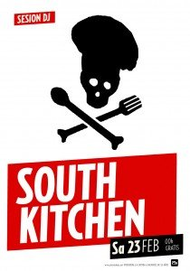 SOUTH KITCHEN Planta Baja
