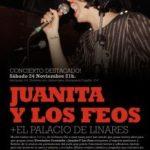 JUANITA Y LOS FEOS + EL PALACIO DE LINARES Planta Baja