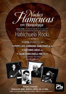 JOTA PLANETAS + PEPE LUIS CARMONA HABICHUELA + ANTONIO ARIAS + JUAN HABICHUELA NIETO + Artista invitado: DELAPICA Planta Baja