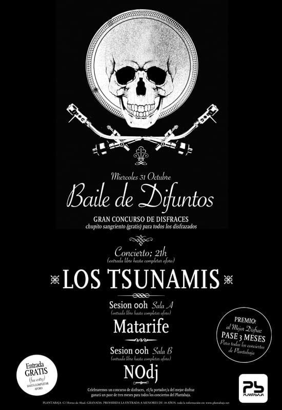 LOS TSUNAMIS Planta Baja