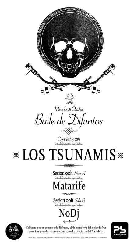 BAILE DE DIFUNTOS con Matarife Planta Baja