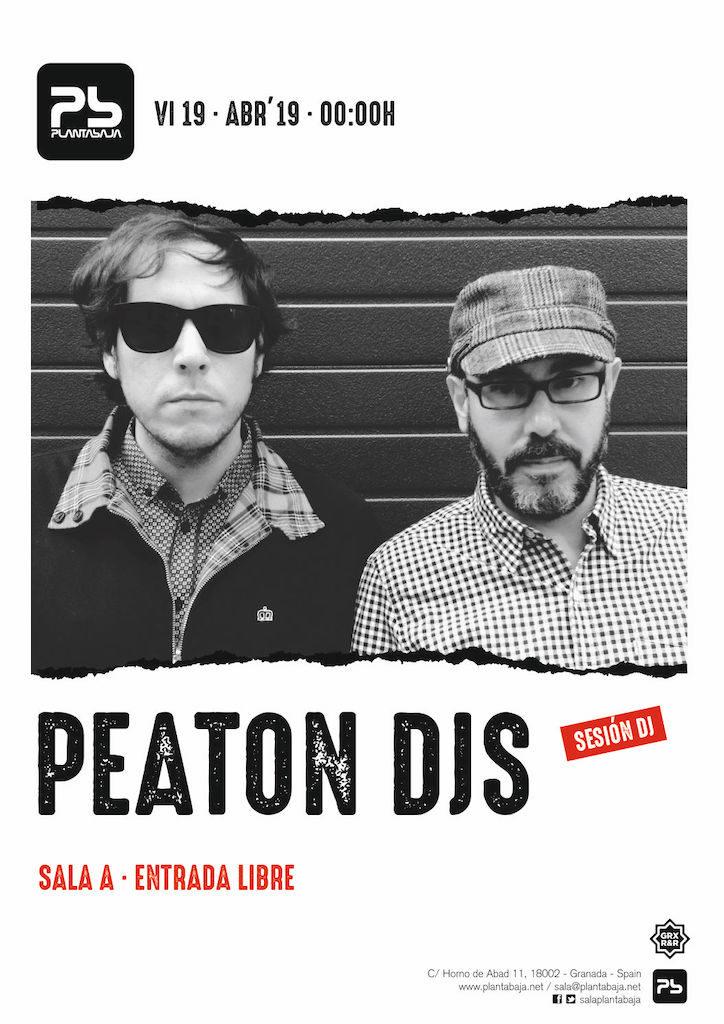 Peatón DJs Planta Baja