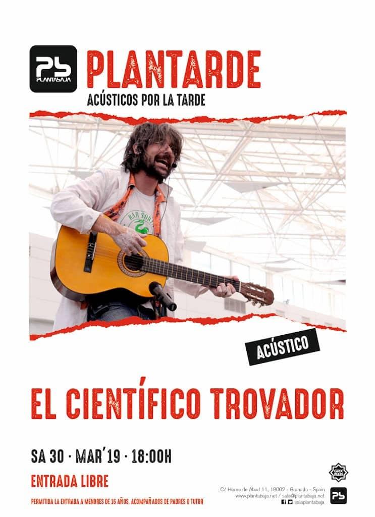 Plantarde EL CIENTÍFICO TROVADOR Planta Baja