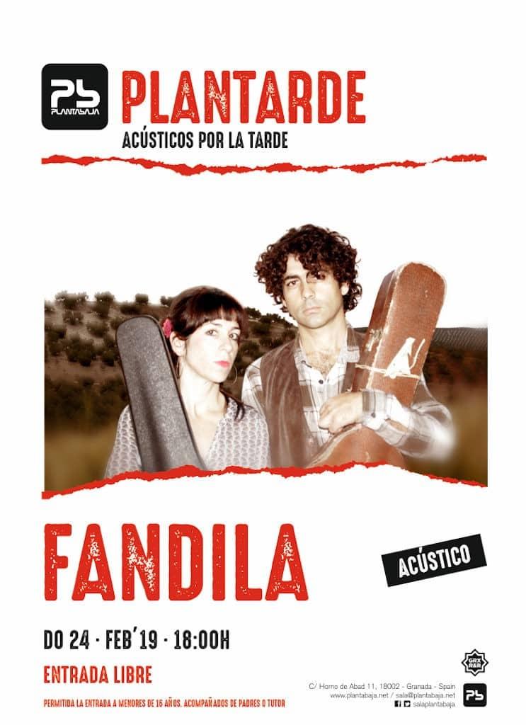 Plantarde FANDILA Planta Baja