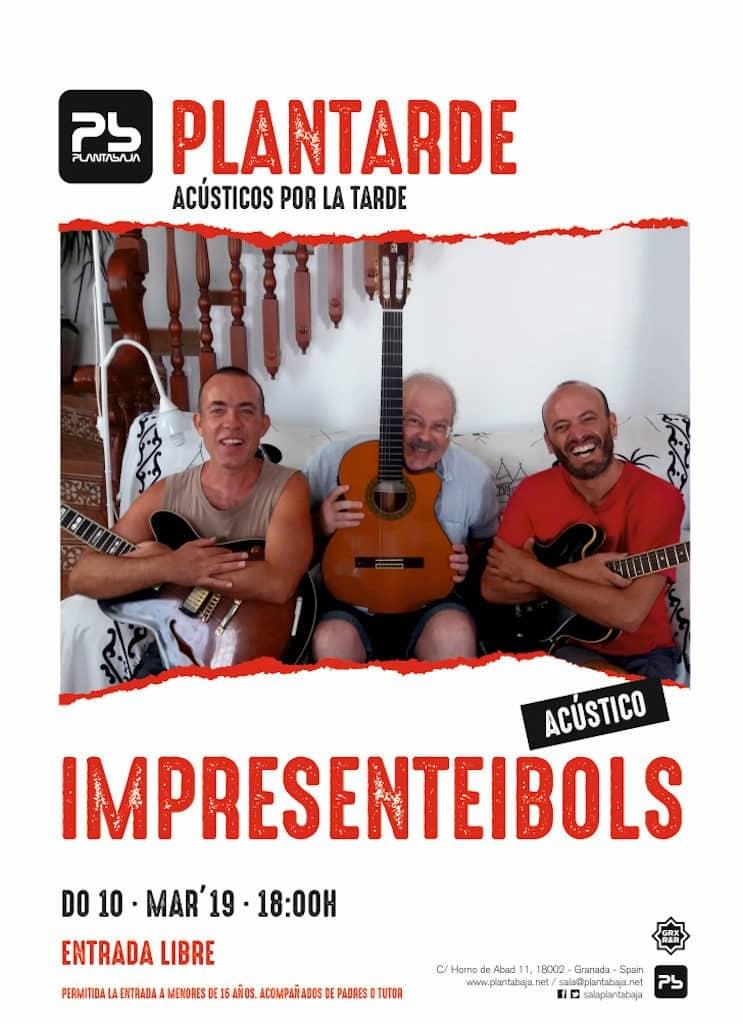 Plantarde IMPRESENTEIBOLS Planta Baja