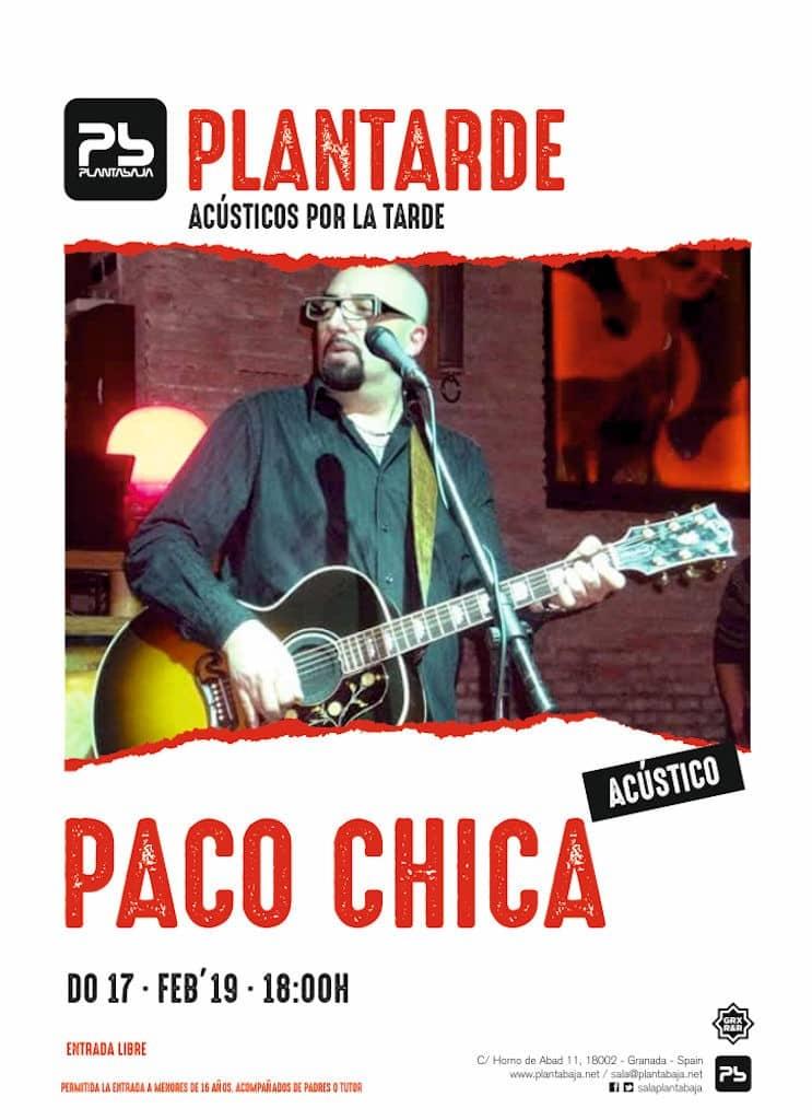 Plantarde PACO CHICA Planta Baja