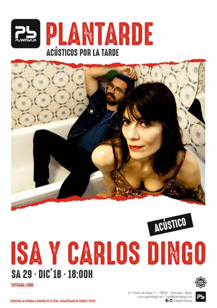 Plantarde ISA Y CARLOS DINGO Planta Baja