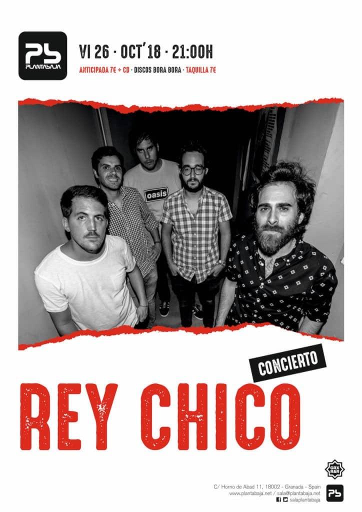 REY CHICO Planta Baja