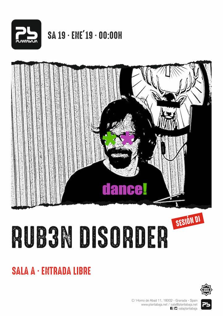 Rub3n Disorder Planta Baja
