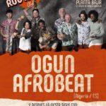 Rootsound Club: OGUN AFROBEAT Planta Baja
