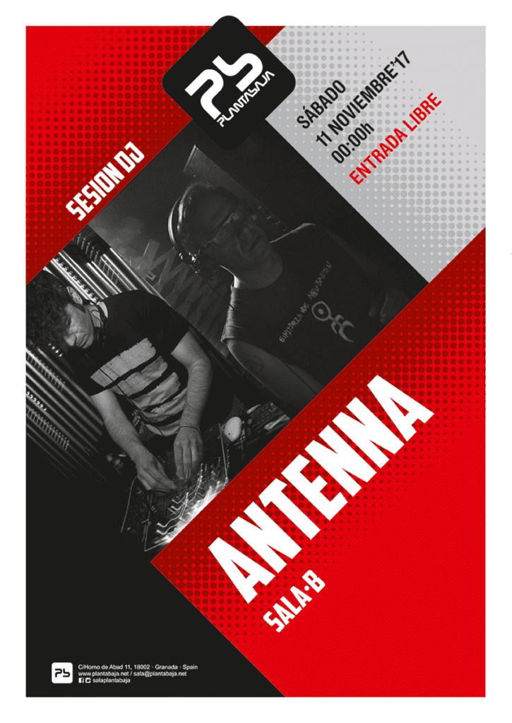 Antenna Planta Baja